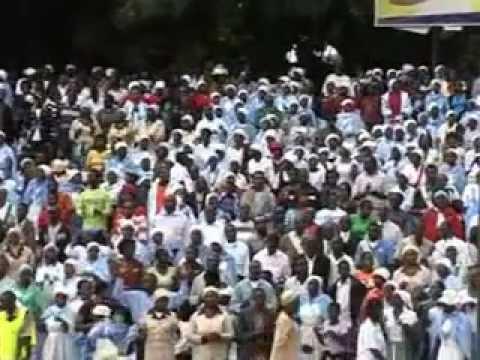 Zimbabwe Catholic Shona Songs - Muri Munyu Wapasi - Nehanda TV