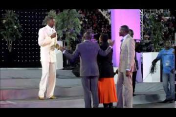 Makandiwa's miracle crusade