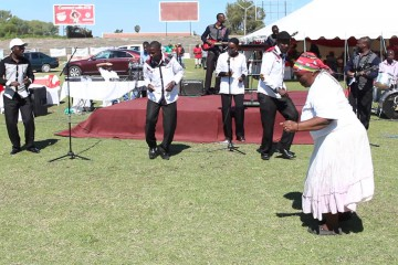 Workers day celebrations in Harare
