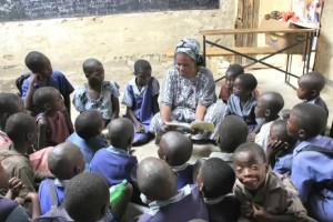 Rebuilding Matau Primary School in Zimbabwe
