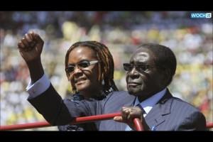 'Gucci Grace, PhD' stirs up race to lead post-Mugabe Zimbabwe