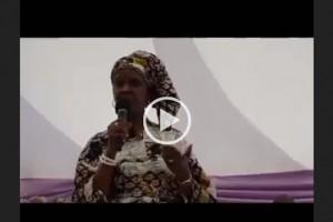 Grace Mugabe says Mujuru must resign (Video)