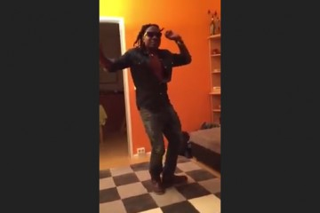 How many Zimbos can dance like this?