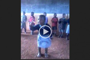 This young girl will inspire you to be a doctor
