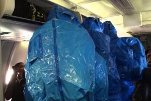 Ebola Scare on US Airways Flight 845