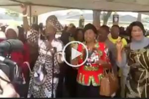 Dr Grace Mugabe the Singer (Warning of Discord)