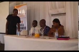 Crisis at Crisis Coalition Zimbabwe (ZBC Report)