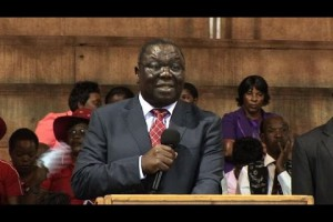 MDC-T urges bravery to confront Mugabe (Video)
