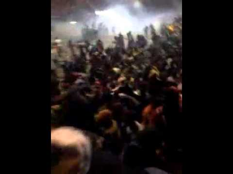 Violence at Sting 2014 Dancehall Show (Zimbo Jam Video)