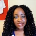 Zimbabwean girl speaking French, Chinese, Japanese and Shona