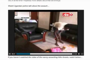 Dr Notorious reacts to evil Uganda maid