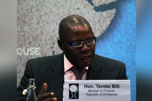 Tendai Biti discusses his experience as the finance minister of Zimbabwe