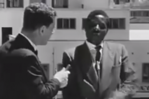Young Mugabe talks about racism