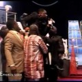 Bizarre – Pastor being carried in church