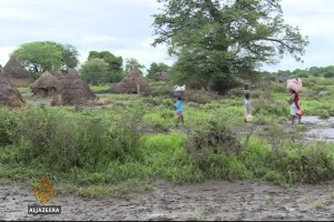 Thousands displaced in Zimbabwe floods