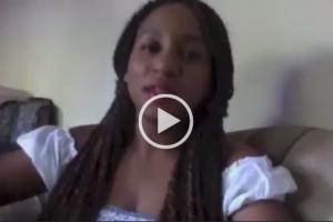 """Ammara Brown """"Red Chilli Challenge"""""""