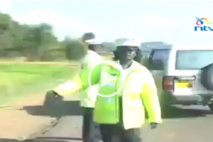 How to deal with corrupt ZRP traffic cops