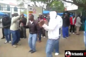 VIDEO: Mbada Diamonds – Former Workers Protest