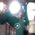 Naughty school kids in Zim classroom (Video)