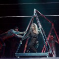 Britney Spears calls weight critic 'f***ing a**hole' on stage