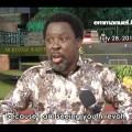 TB Joshua predicted xenophobic attacks in South Africa