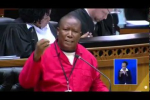 Xenophobic attacks: Malema lashes out at Zuma (video)