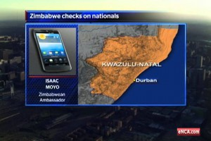 Zimbabwe checks on its nationals in SA
