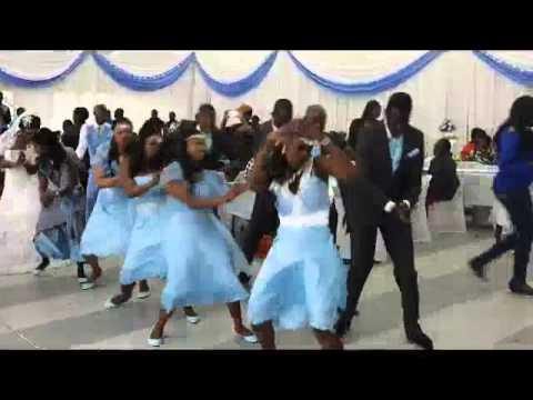 best of african wedding dance nehanda tv