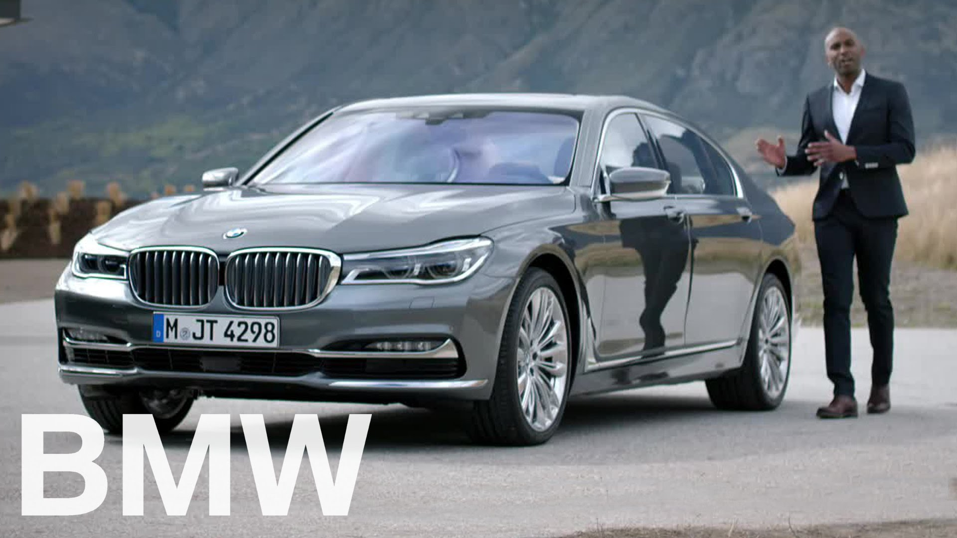 the all new bmw 7 series all you need to know nehanda tv. Black Bedroom Furniture Sets. Home Design Ideas