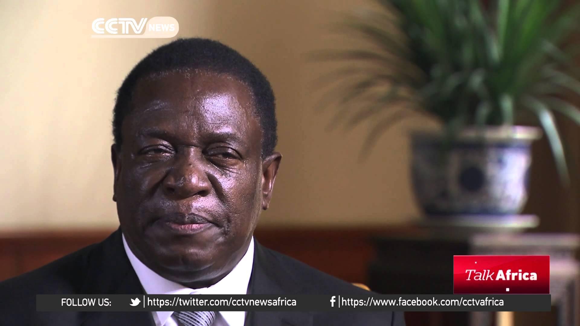 Mnangagwa CCTV - Nehanda TV