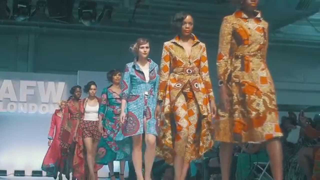 Africa Fashion Week London 2015 Archives Nehanda Tv