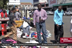 Zimbabwe bans second hand clothes imports (Video)