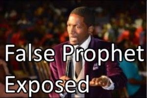 Video claims to expose Prophet Uebert Angel