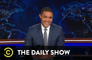 VIDEO – Trevor Noah 'nailed it' on first night as Daily Show host