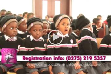 Amai Mugabe Junior School: Video Promo