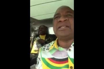 Chiyangwa backs Grace Mugabe