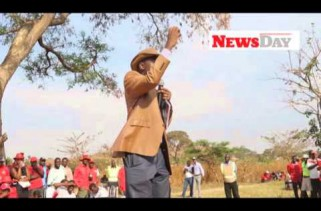 Mujuru cannot come straight into the driving seat: Chamisa (Video)