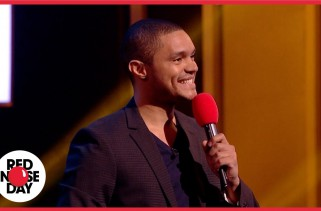 Stand-up set by Trevor Noah for Comic Relief