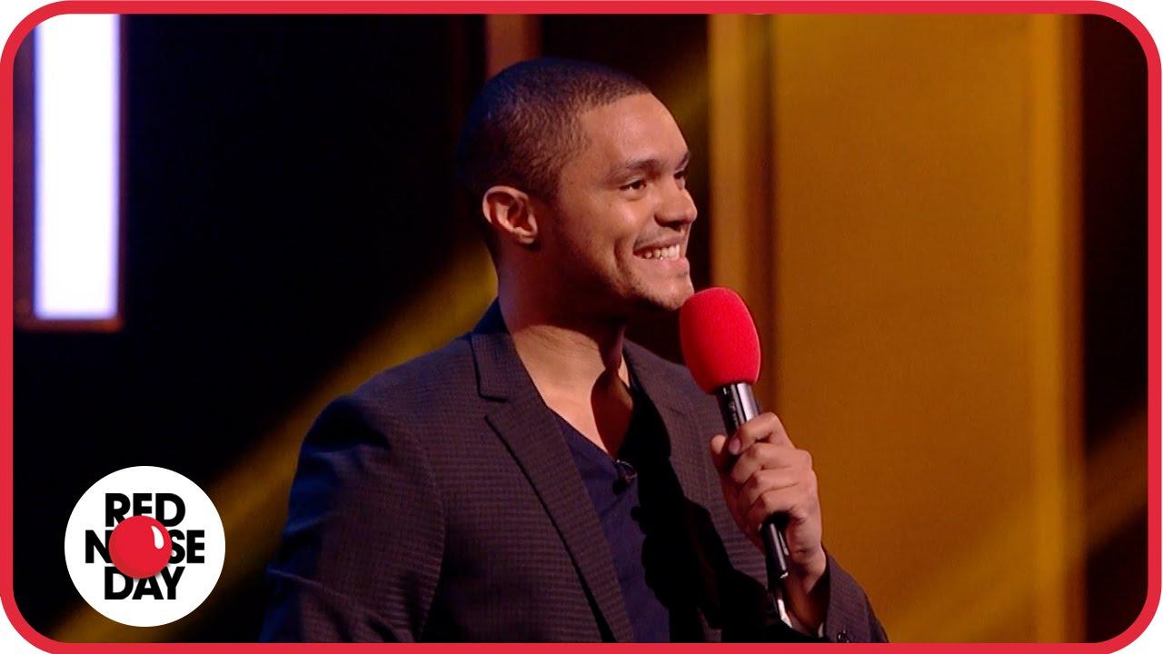 Stand Up Set By Trevor Noah For Comic Relief Nehanda Tv