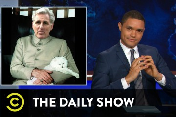 The Daily Show with Trevor Noah – Benghazi: The Never-Ending Scandal