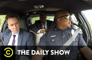 Trevor Noah – The Daily Show – Are All Cops Racist?