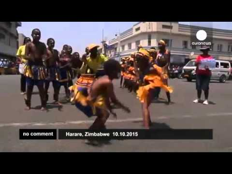 Video highlights from Harare International Carnival