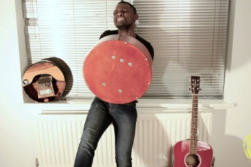 Adele cover on Mbira 'When we were Young' by John Falsetto