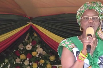WATCH: Grace Mugabe rally in Murehwa