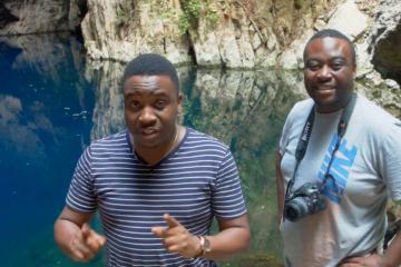 Chinhoyi Caves - Zimbabwe