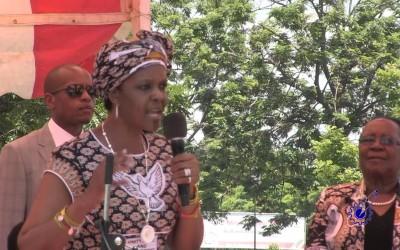 Grace Mugabe's address to Zanu-PF supporters – Feb 10, 2016 politburo meeting