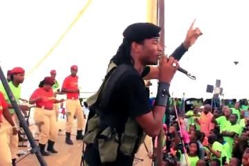 Jah Prayzah – Live in Chivhu – Mwanasikana