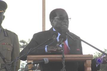 Video of Mugabe rally in Bindura – Part 2