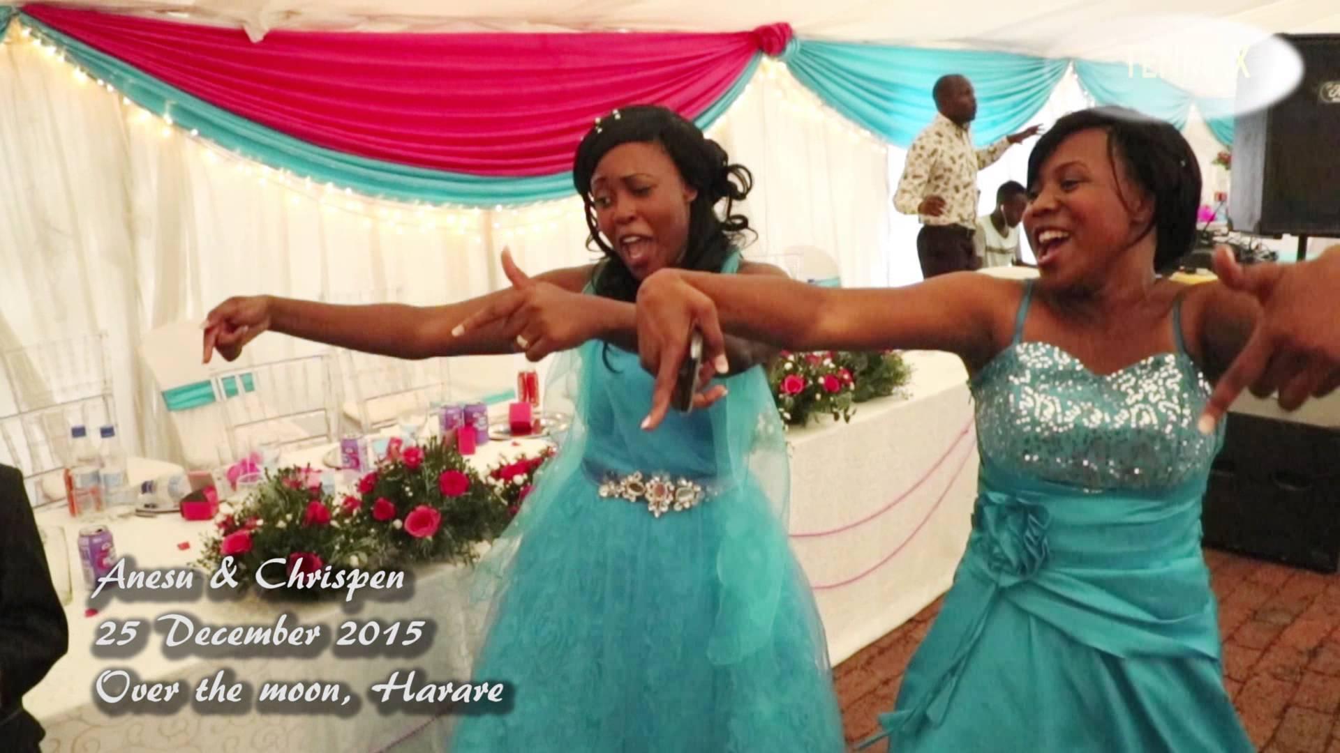 zimbabwe wedding dance - maproblems ese disappear
