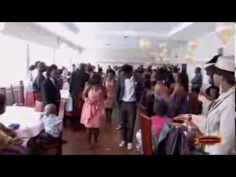 South African Wedding Dance